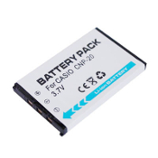 Casio NP-20 3.6 Volt Li-ion Digital Camera Battery