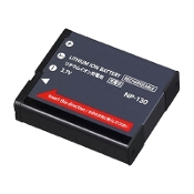 Casio NP-130 3.7 Volt Li-ion Digital Camera Battery