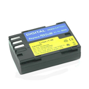 D-LI90 7.4 Volt Li-ion Digital Camera Battery