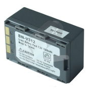 BN-V312U 7.4 Volt Li-ion Camcorder Battery