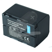 BN-V615U 7.4 Volt Li-ion Camcorder Battery