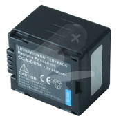CGA-DU14 7.2 Volt Li-ion Camcorder Battery