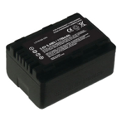 3.7 Volt Li-ion Camcorder Battery