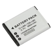 DB-L80 3.7 Volt Li-ion Camcorder Battery