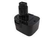 Black and Decker CP-BPS120PW 2100mAh 12.0V Battery
