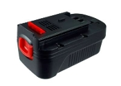 Black and Decker CP-BPS718PW 1500mAh 18.0V Battery