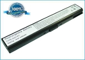 ASUS CP-AUW1NT 4400mAh 14.8V Replacement Battery