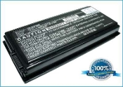 ASUS CP-AUF5NB 4400mAh 11.1V Replacement Battery