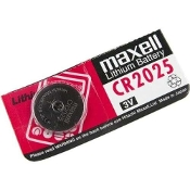 CR2025 Lithium Battery (Carded)