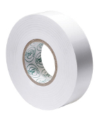 ELECTRICAL TAPE 20M, WHITE