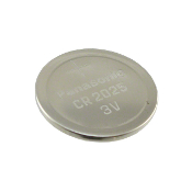 CR2025 Panasonic Lithium Coin Battery