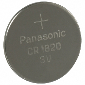 CR1620 Panasonic Lithium Coin Battery