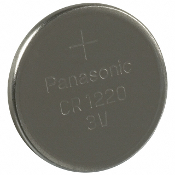 CR1220 Panasonic Lithium Coin Battery