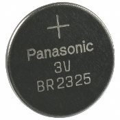 BR2325 LITHIUM COIN CELL BATTERY