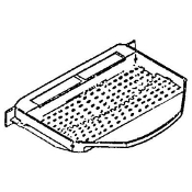 Frigidaire WASHER LINT FILTER 180971
