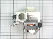 GE Dishwasher MOTOR AND PUMP ASSY WD26X10013