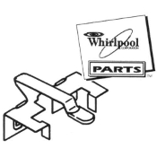 Whirlpool Dryer LEVER  LID 691581
