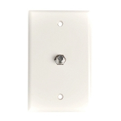 Coaxial Wall Plate, CAT-1