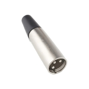 XLR Male Connector, PL-400