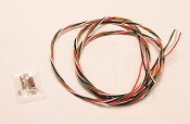 Turtable Tone Arm Wire Set