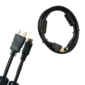 HMM-1005-6 Mini HDMI to HDMI 6 Foot Cable