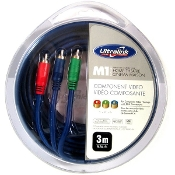 Ultralink 10 ft. Component RCA Video Cable