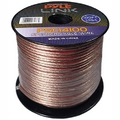 Pyle Link 14AWG Speaker Wire - 2 Conductor