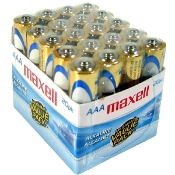 Maxell AAA Battery (Shrink Pack) - 20 Pack