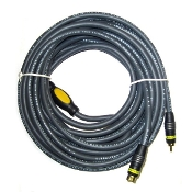 3' RCA to S-Video Cable