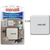 Maxell USB Power Charger