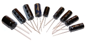 30 PC 105C ELECTROYLIC CAPACITOR KIT