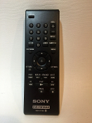 Sony RMT-D195 Remote