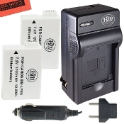 Charger Kit For Canon Rebel T2i T3i T4i T5i DSLR Digital Camera