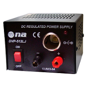 13.8VDC 5A Regulated Power Supply