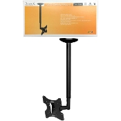 "23-43"" Full Motion Ceiling Mount for LCD/Plasma TV's"