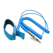 Anti-Static wrist strap with grounding wire     Extra-Long