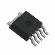 NJM2846DL3-18 IC REG LDO 1.8V 0.8A TO252-5