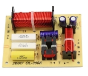 180W Speaker Audio Frequency Divider 3 Way Crossover