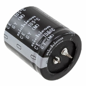 10,000uF, 50V Snap Mount Radial Capacitor