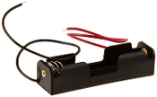Battery Holder with Lead Wire, 1x AA Cell