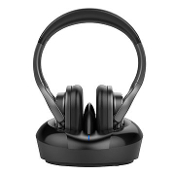 Wireless RF TV Headphones Radio Headphones 2.4GHz