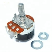 24mm Solder Lug Potentiometer with Switch
