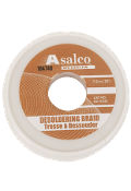"Desoldering Braid, Brown 0.125"" x 25 Feet AEN025"