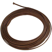 Radio Dial Cord, Brown