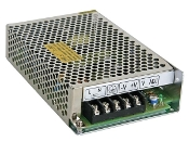 SWITCHING POWER SUPPLY - 60W - 12VDC - CLOSED FRAME