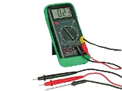 3 ½ Digital Multimeter - 30 Ranges, 20A, Temperature, Freq, Cap.