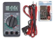 MINI 3 1/2 DIGIT Digital Multimeter - 19 RANGES