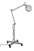 Fluorescent Magnifying Lamp with Stand - MagnifyiNG 5X