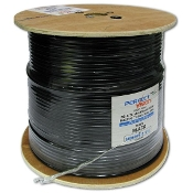 PERFECT VISION COAXIAL CABLE RG6 OUTDOOR 3GHZ 60% BRAIDED DIRECT